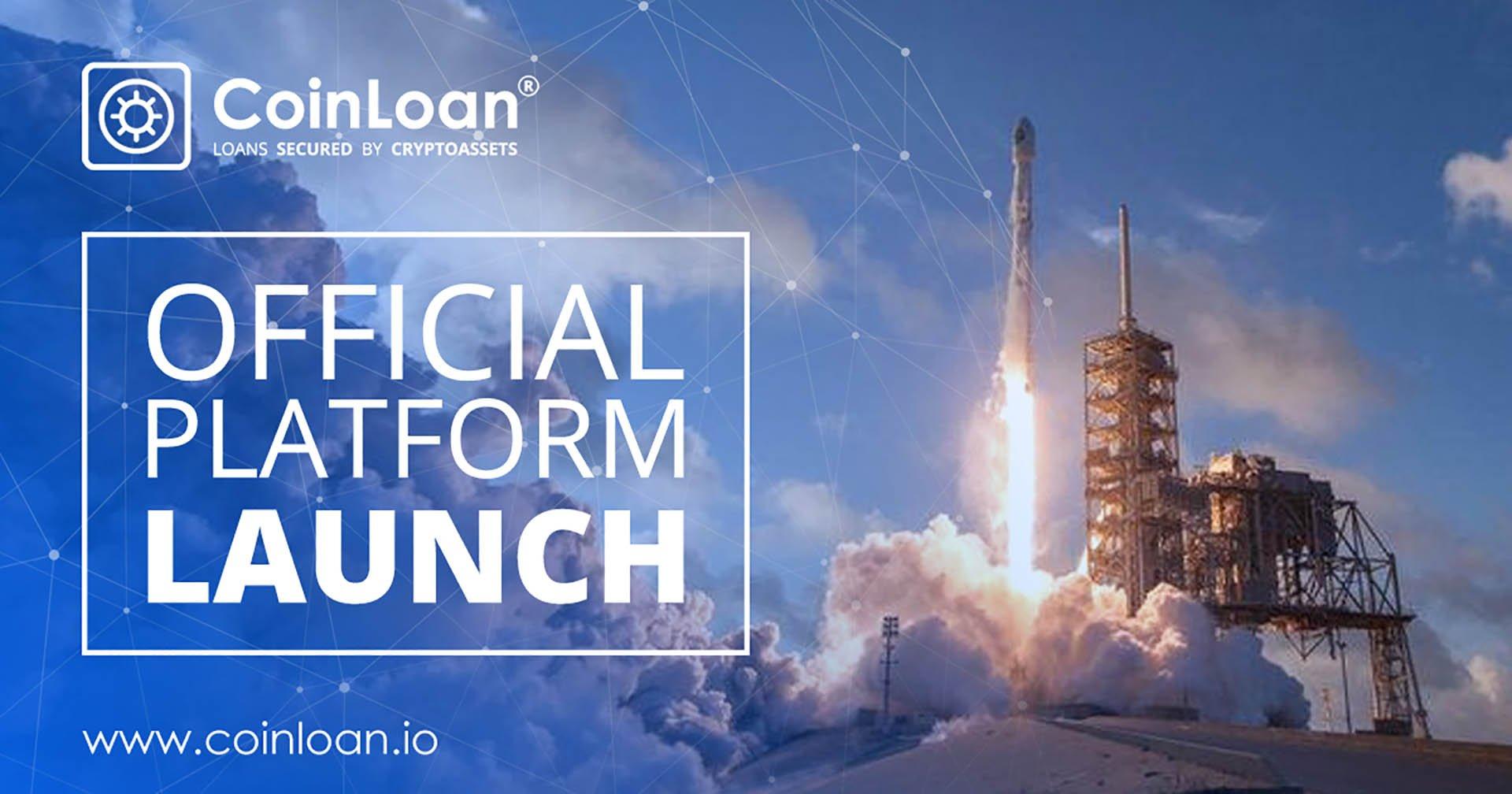 CoinLoan Opens Platform to Bridge Gap Between Lenders and Borrowers