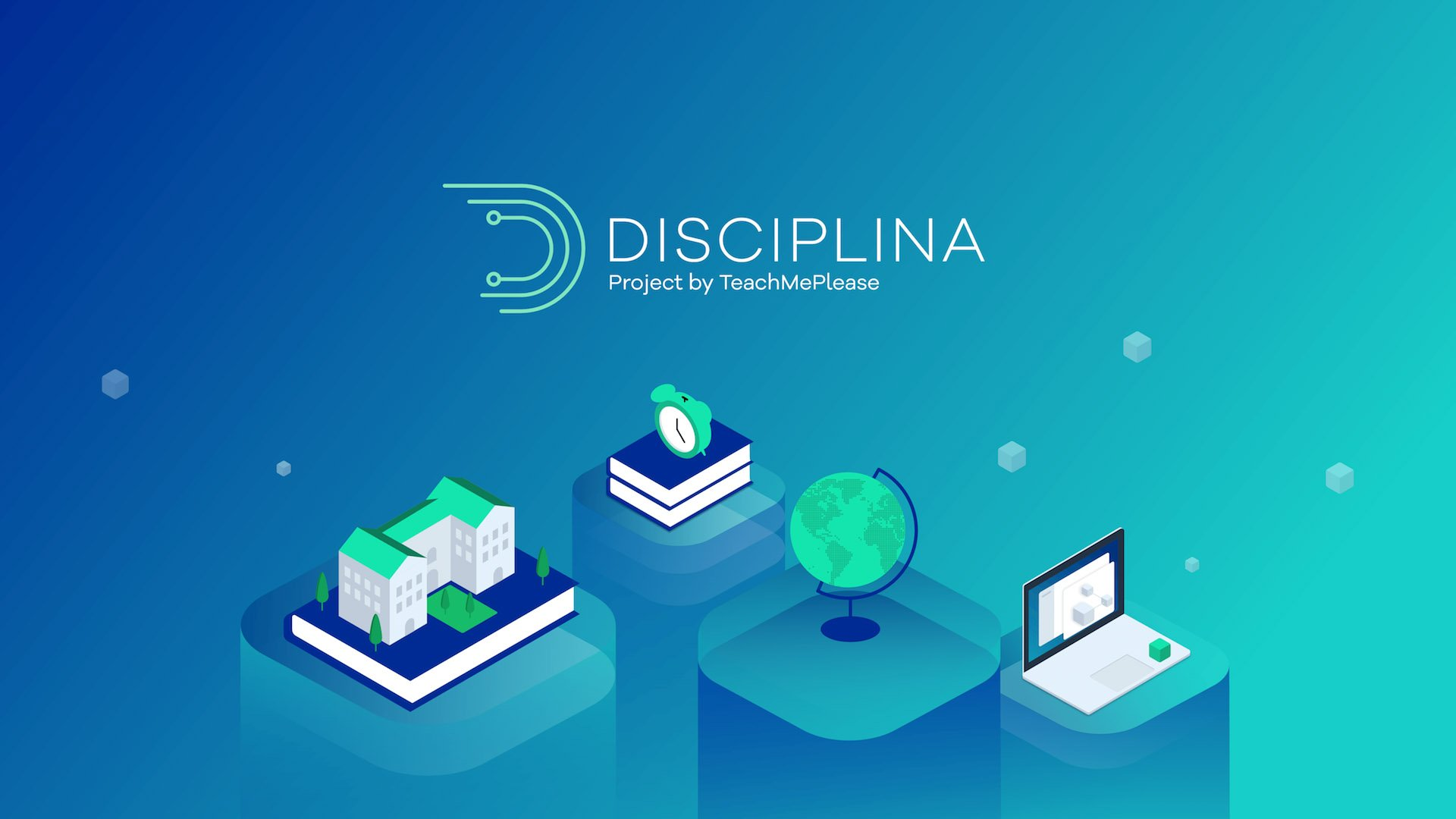 DISCIPLINA - First Blockchain for Recruiting and Education