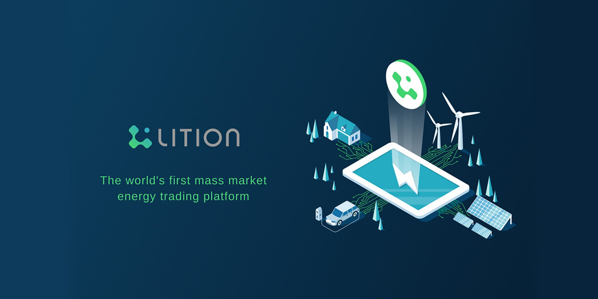 Lition is The World's First Operational Peer-to-Peer Energy Trading Platform