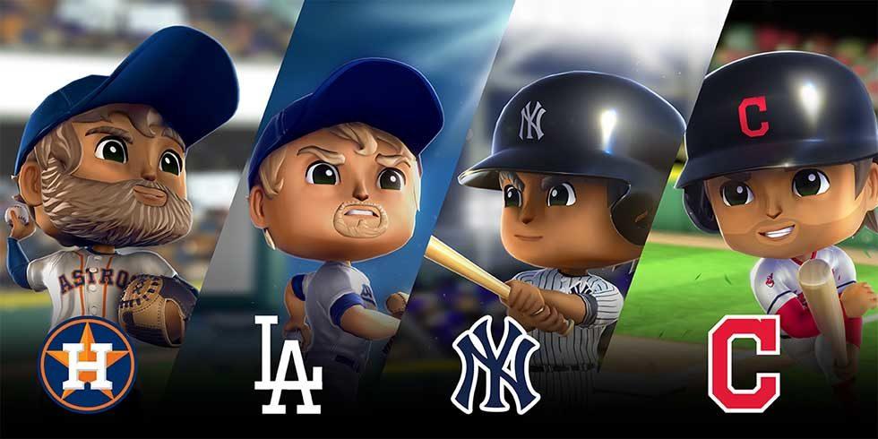 Lucid Games MLB Crypto Baseball