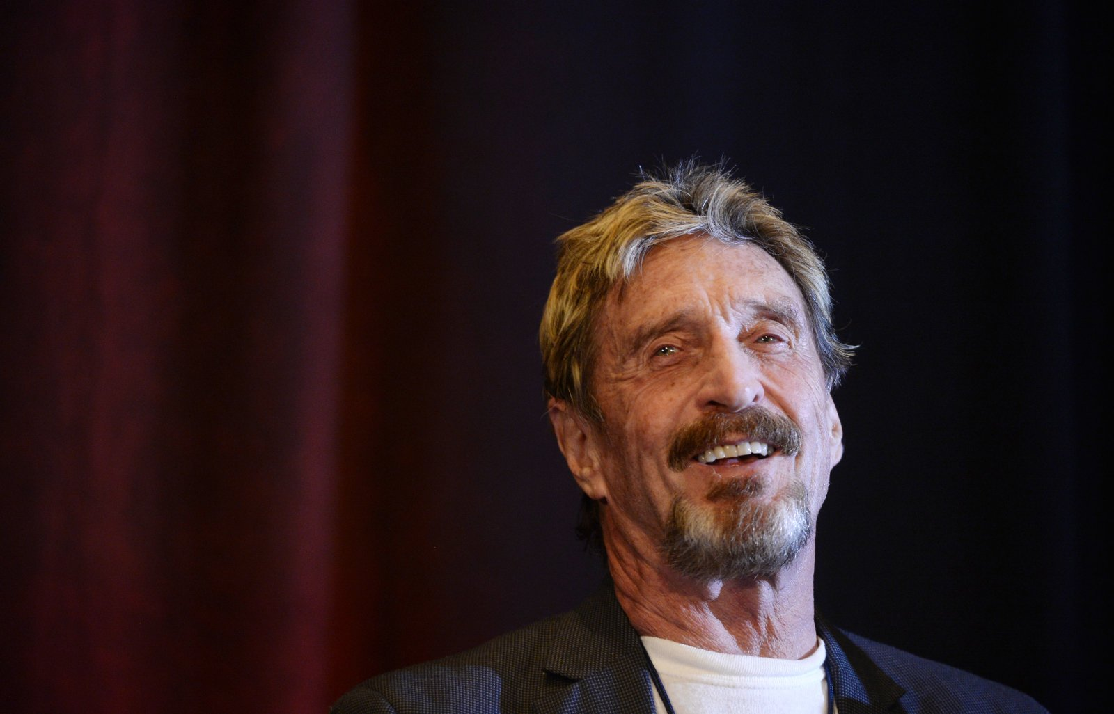 Crypto Mogul John McAfee Going 'Dark' Sparks Rumors of Arrest