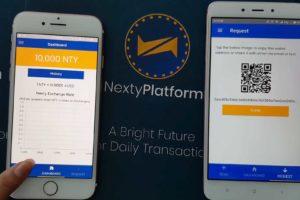 Nexty - a Ready Mainnet Blockchain Platform with Price Stabilization System