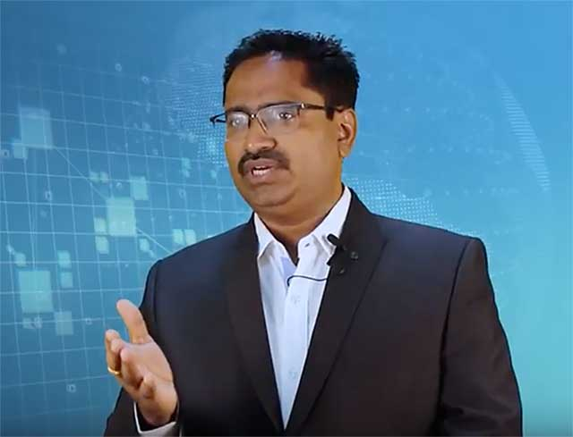 CEO SET Ravindran Nambiar
