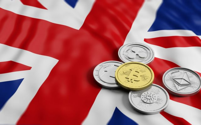 Uk Crypto assets law as property