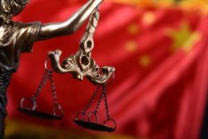 China Chinese court