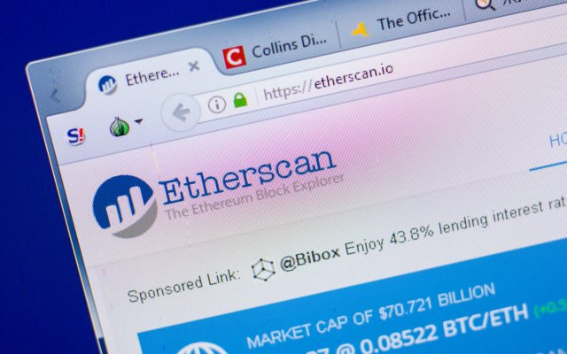 Etherscan Block-Explorer Hit by 'Harmless' Hack