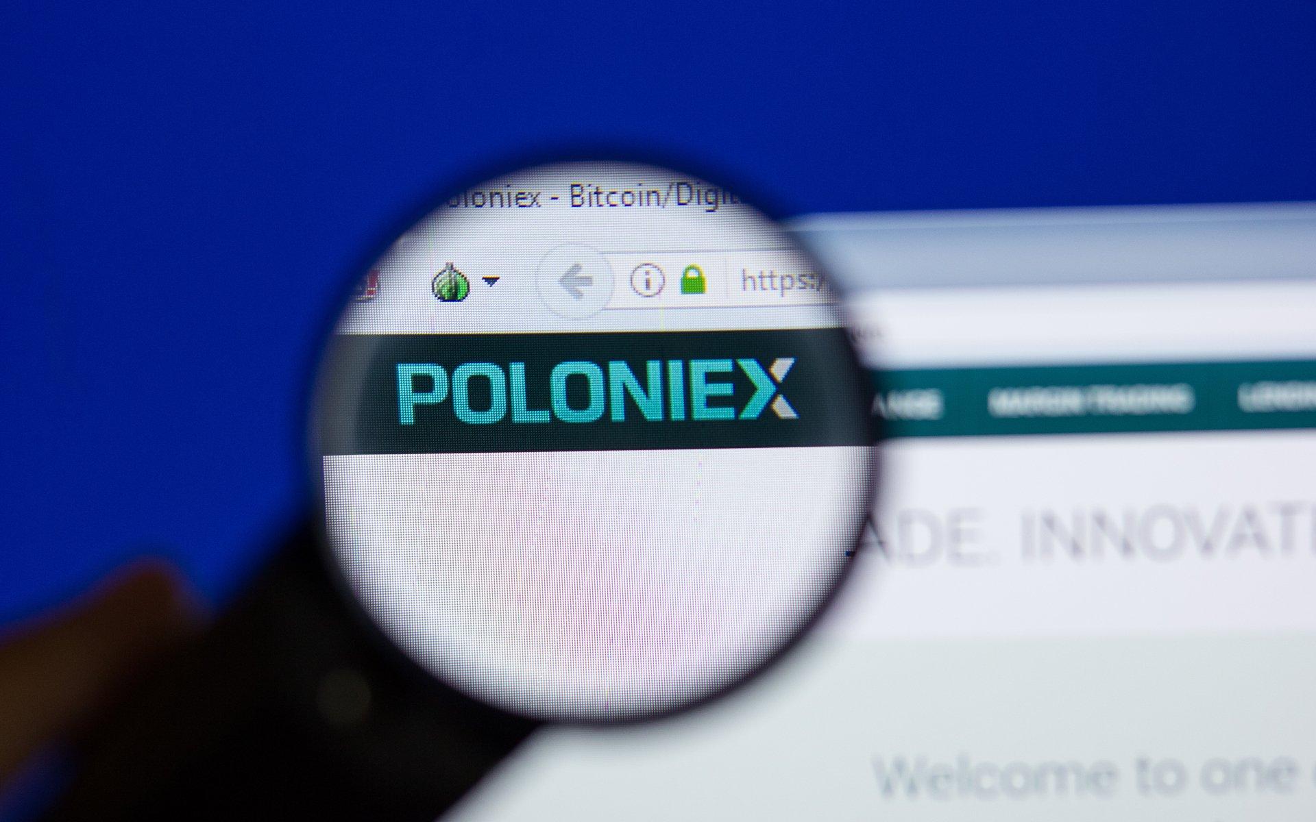 poloniex bitcoin cryptocurrency exchange