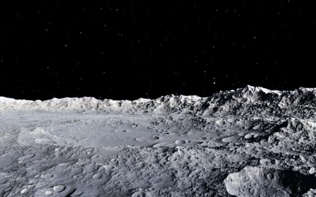 mine bitcoin to the moon