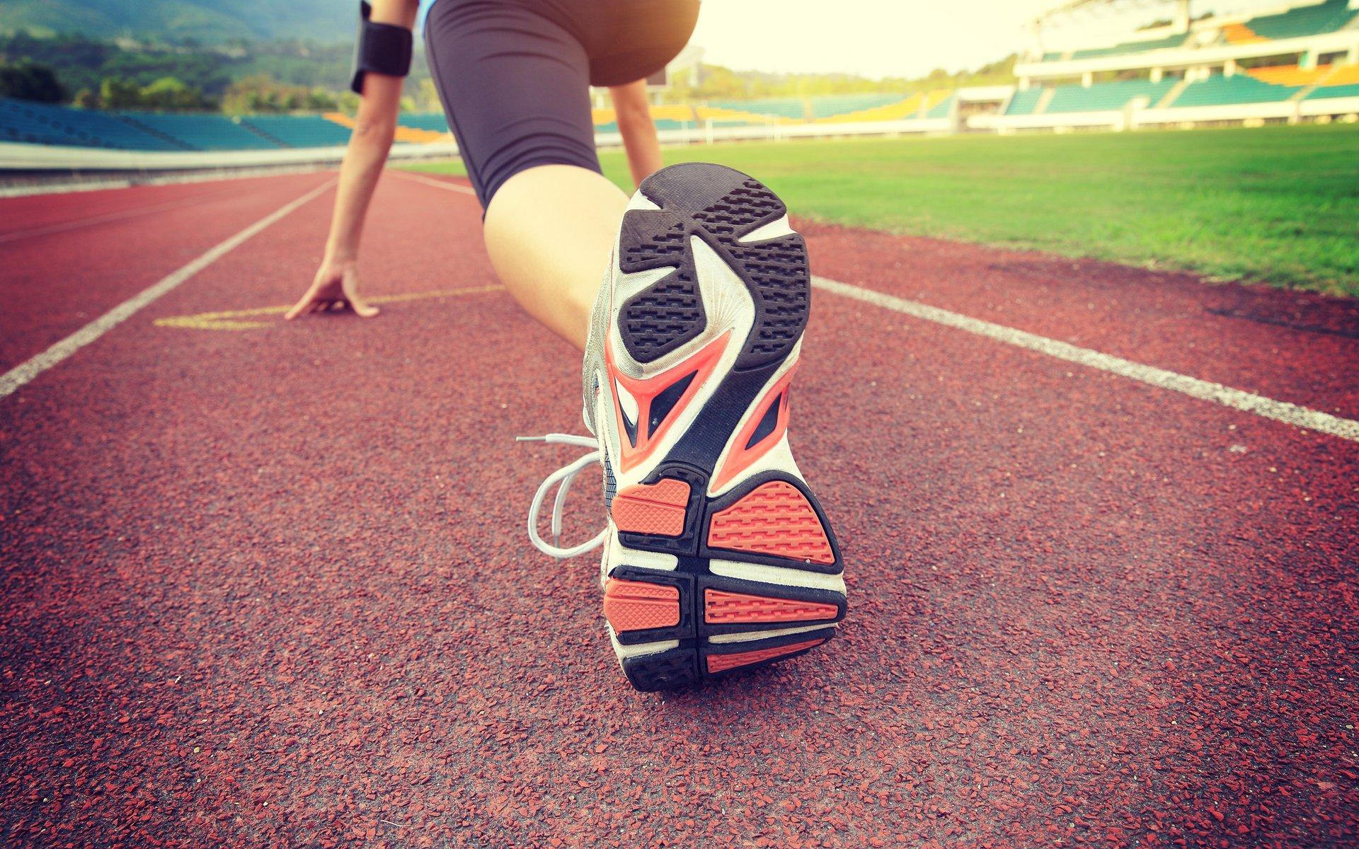 runner get set go