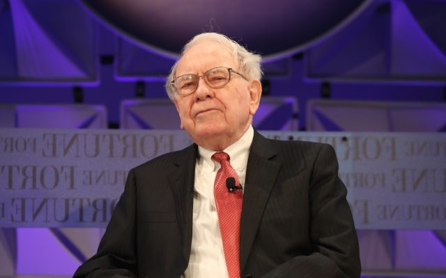 bitcoin Berkshire Hathaway Warren Buffett