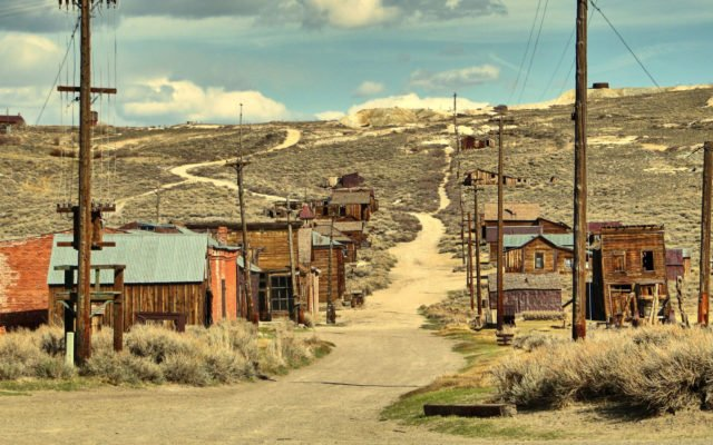 Crypto Mining To Revive Abandoned Town in California