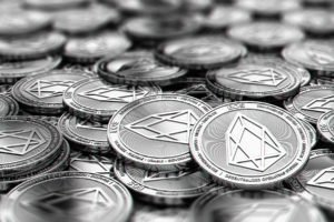 eos price jumps on sec settlement