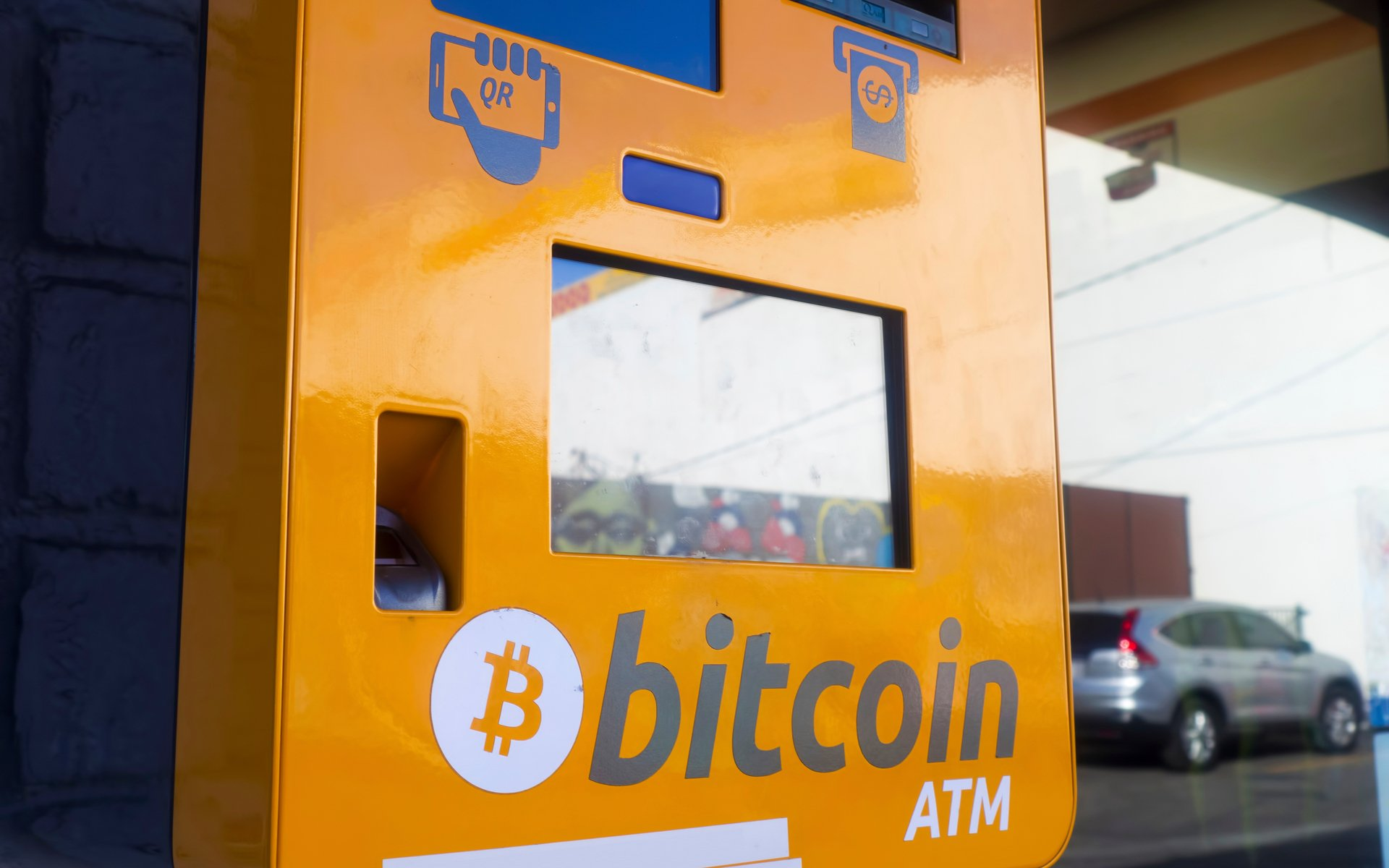 Cryptocurrency ATMs Set to Multiply in Greece