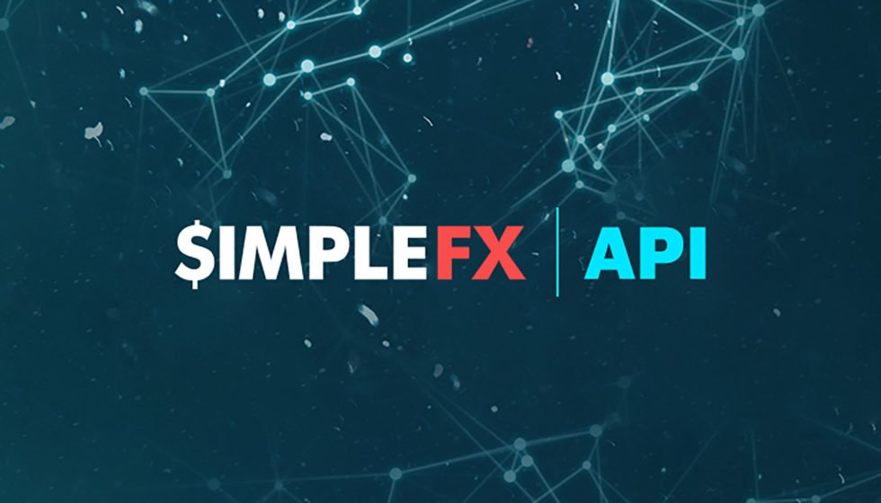SimpleFX (SFX), a cryptocurrency and forex CFD broker, announced the application programming interface (API) of its BETA webtrader platform which will be available in mid-August 2018.