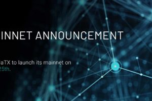 SophiaTX to Launch Its Mainnet on July 25, Gears up for Further Business Adoption