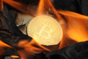 Bitcoin To 'Disappear In A Puff Of Smoke?' - Or Are The Fires Just Getting Stoked?