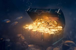A Shipwreck, a Sunken Treasure, and a Possible Crypto Scam