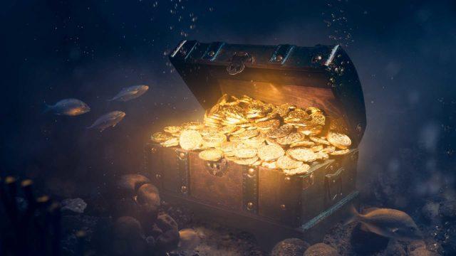 A Shipwreck, a Sunken Treasure, and a Possible Crypto Scam