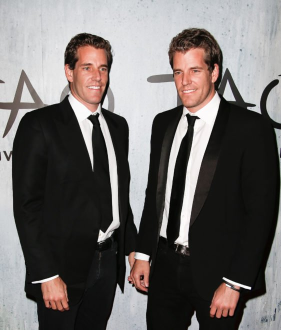 Winklevoss twins get approval from regulators to launch Tether competitor