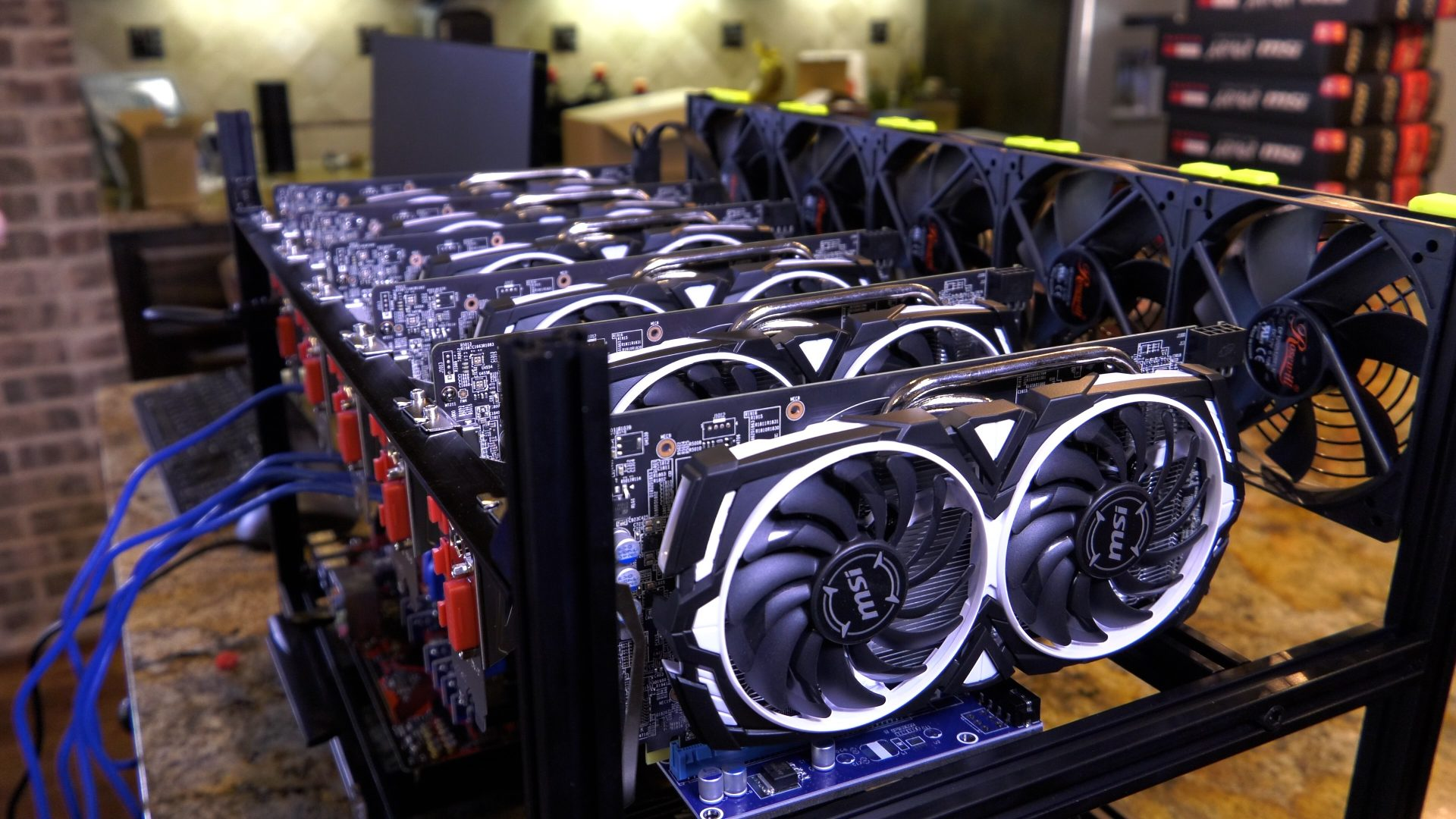 bitcoin mining on low end pc