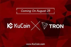 Tron Network (TRX) Is Getting Listed At KuCoin Blockchain Asset Market