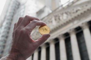 Wall street bitcoin bakkt