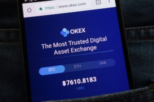 OKEx adds usdt margined bitcoin futures