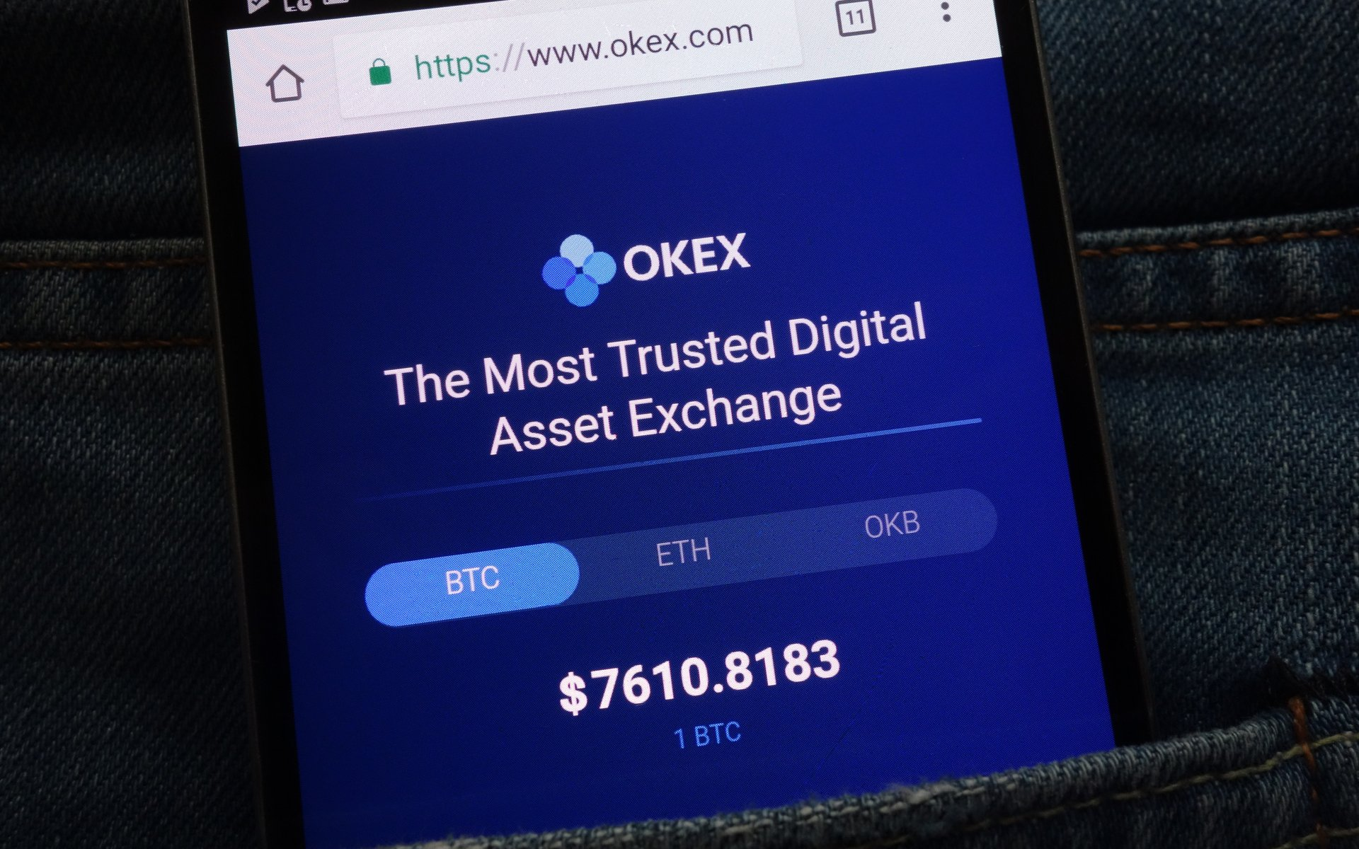 OKEx adds usdt margined bitcoin futures