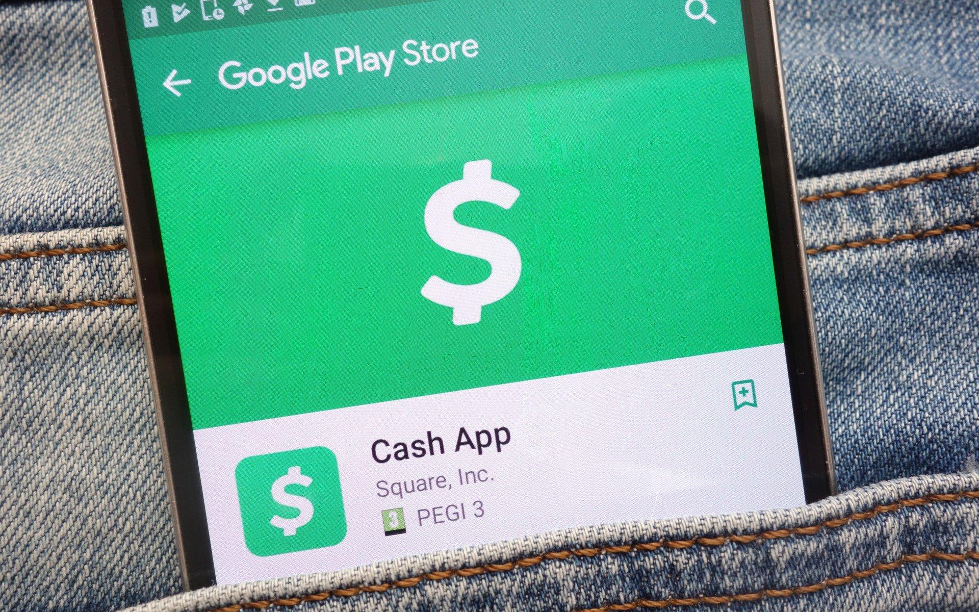 Square Cash App
