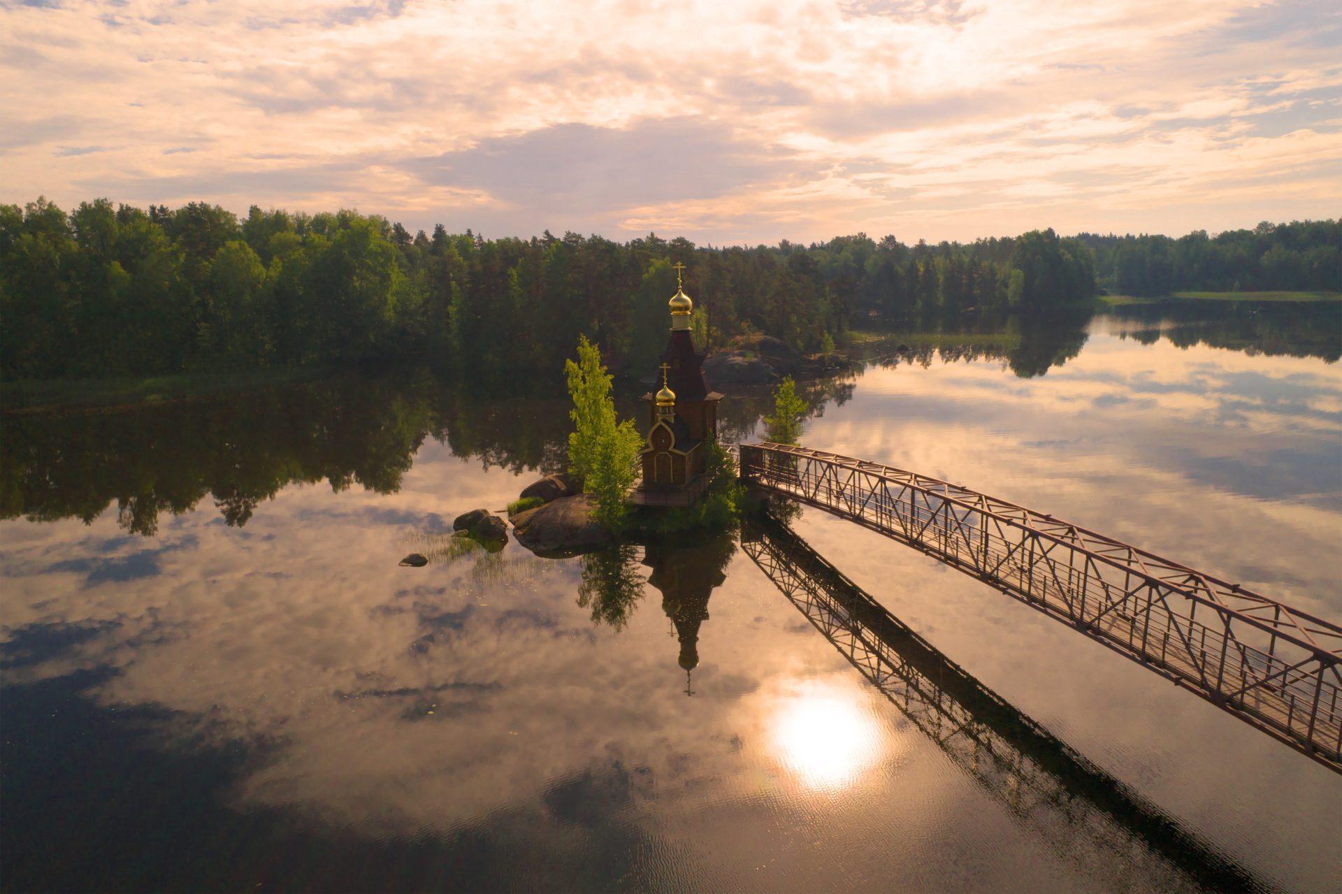 Russia's Leningrad Region Unveils the Largest Crypto Mining Farm