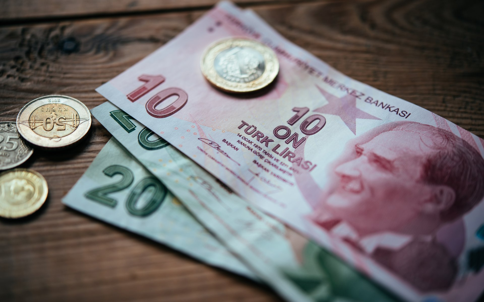 Turkey Turkish lira