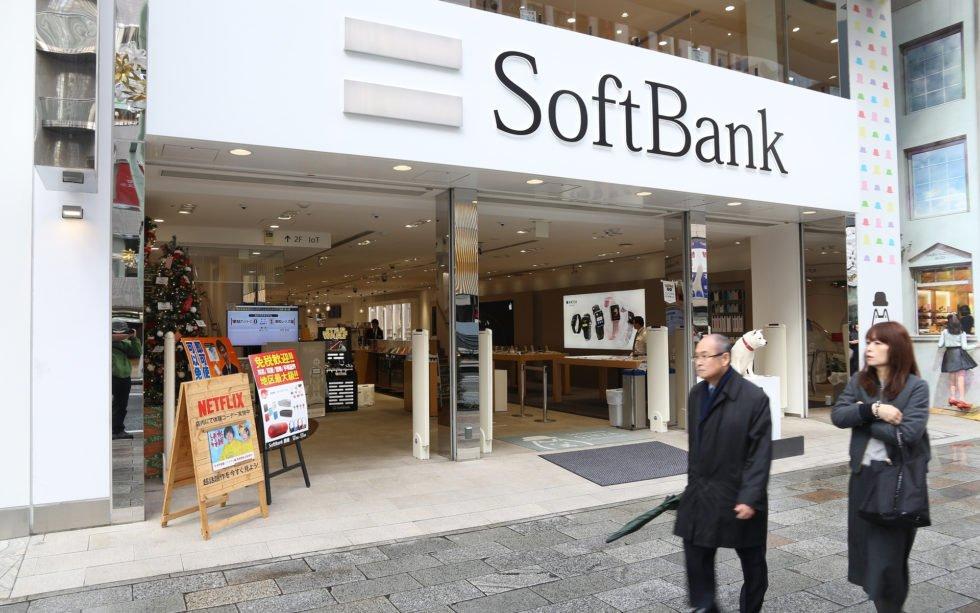 Softbank deck pre ipo