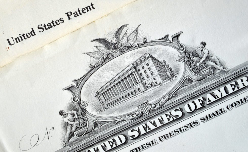 The shipping giant UPS has filed an application for a patent with the US Patent & Trademark Office.