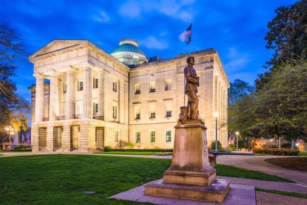North Carolina Bans Crypto Donations for Election Candidates