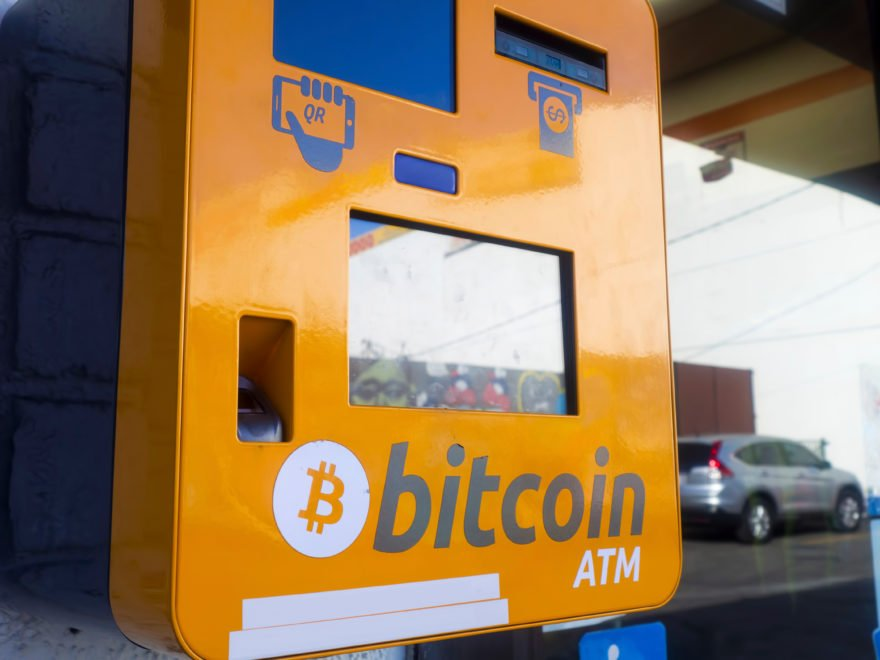 Bitcoin ATMs Spring up Across Utah... ish