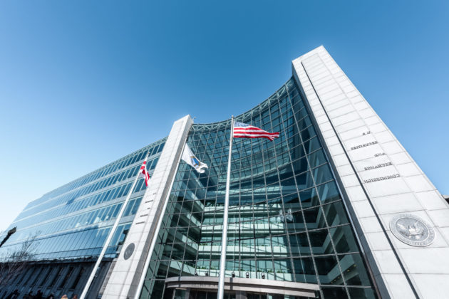 SEC Report: Examining Cryptocurrency a Priority in 2019