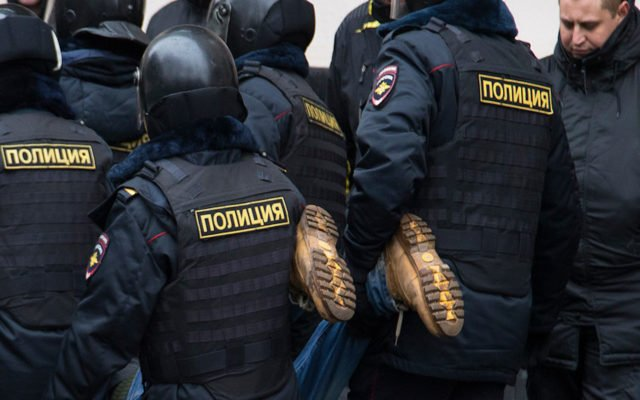 Russian Police Seize 22 Bitcoin ATMs in Countrywide Crackdown