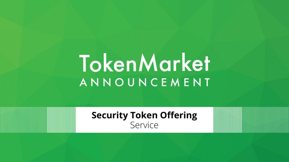 As of today, TokenMarket is already building a pipeline of STO issuances.