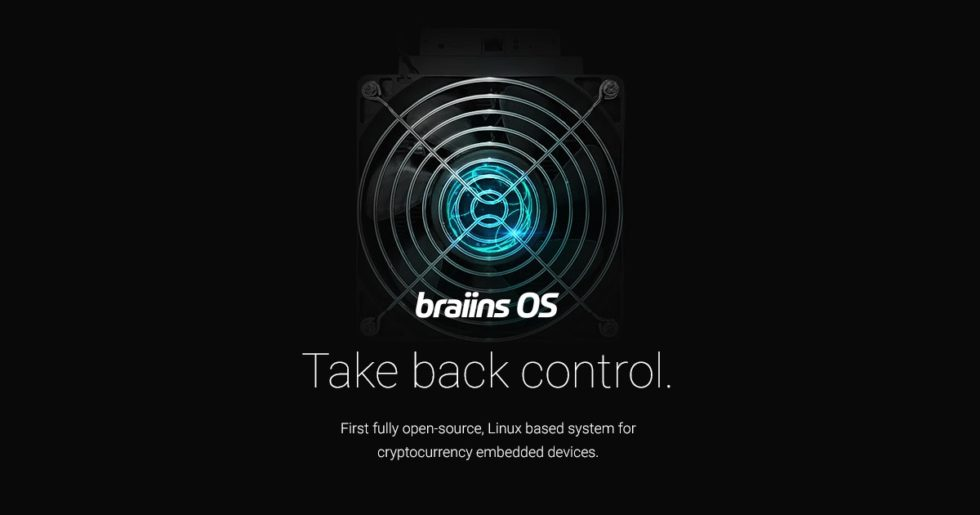 Slushpool Unveils Braiins OS Allowing Bitcoin Miners 'To Take Back Control'