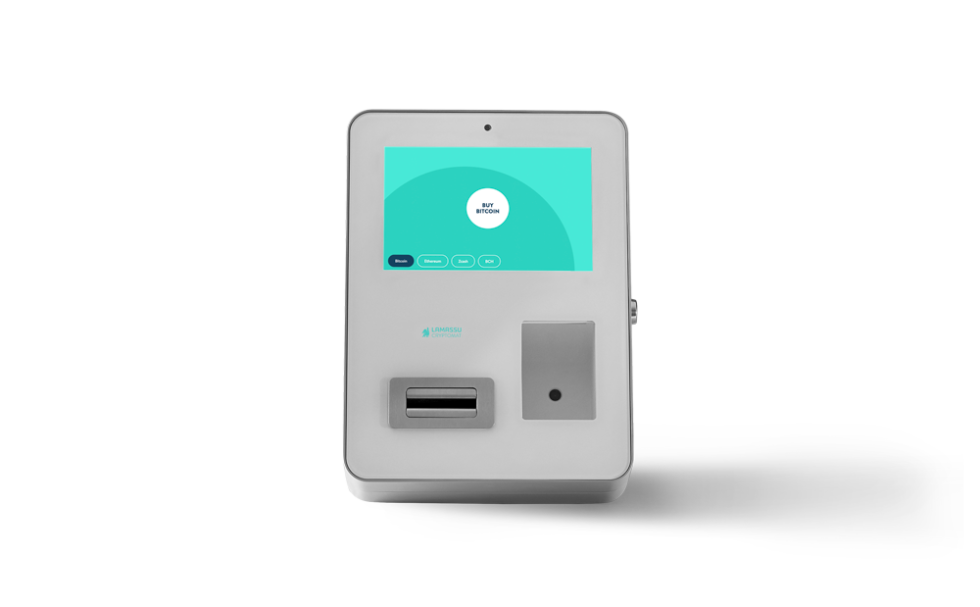 Lamassu Unveils New Line of Bitcoin, Cryptocurrency ATMs