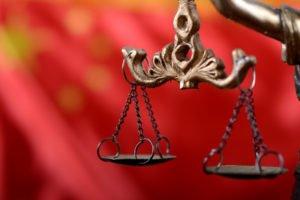 Chinese court china
