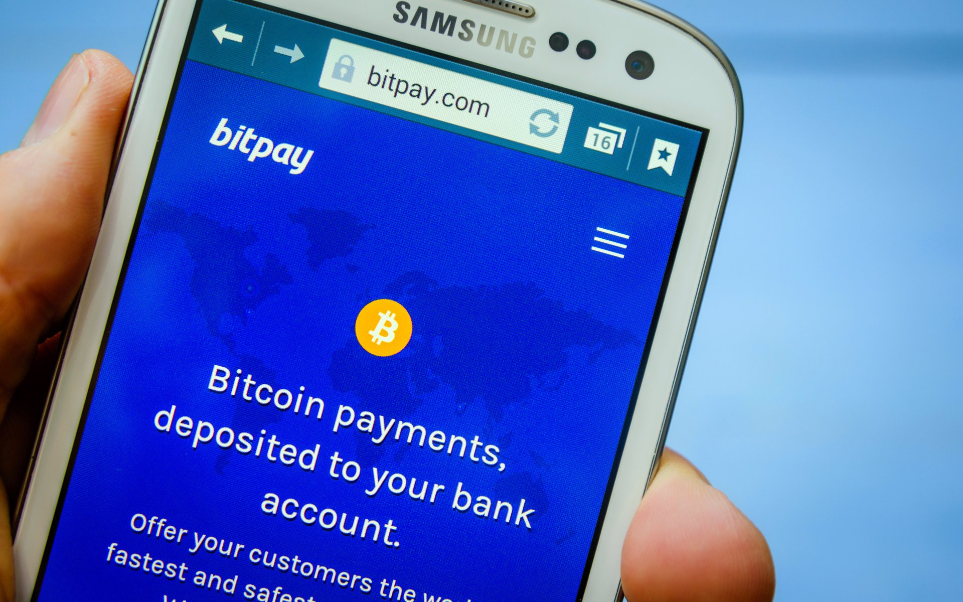 Bitcoin Contributes 95% Of BitPay's Business, CEO Confirms