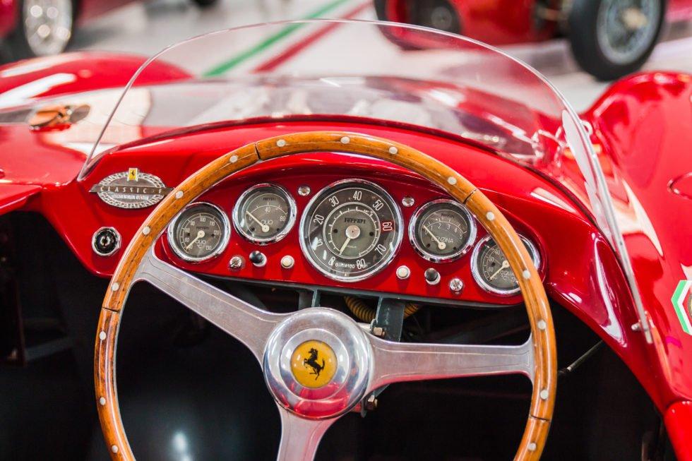 Ferrari d'epoch