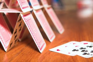 House Of Cards? Some Question Claims of Big Exchange Trade Volumes