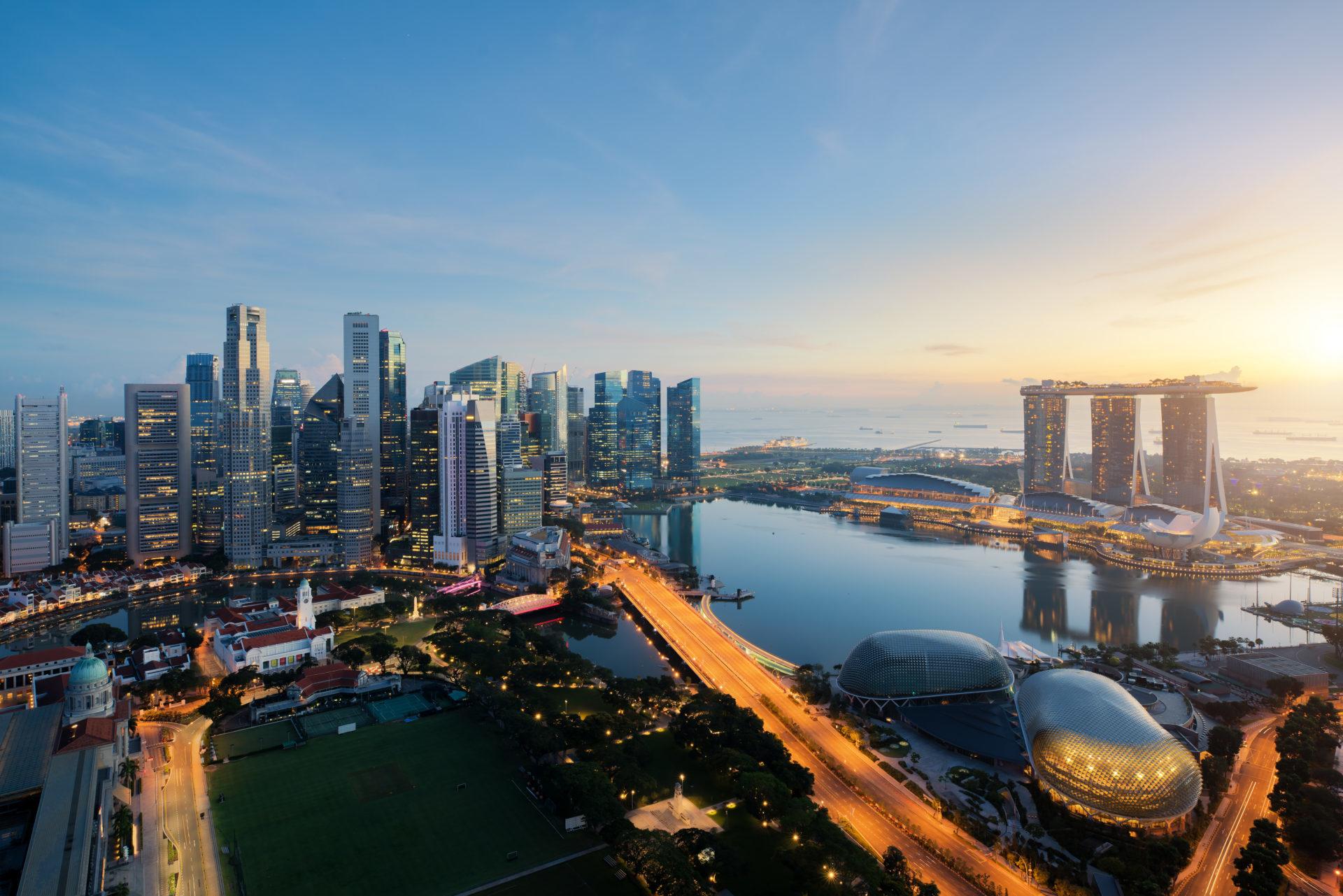 Singapore crypto derivatives