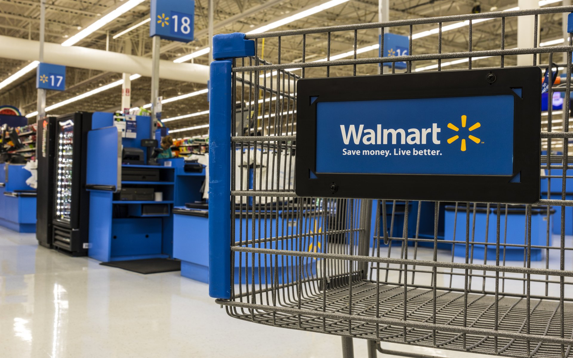 does walmart accept cryptocurrency