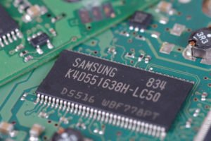 samsung asic chip
