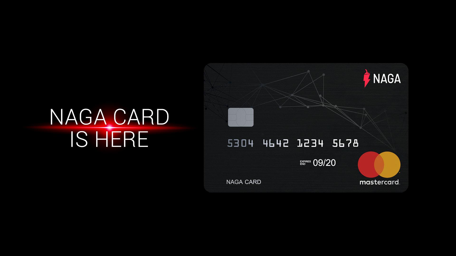 NAGA CARD