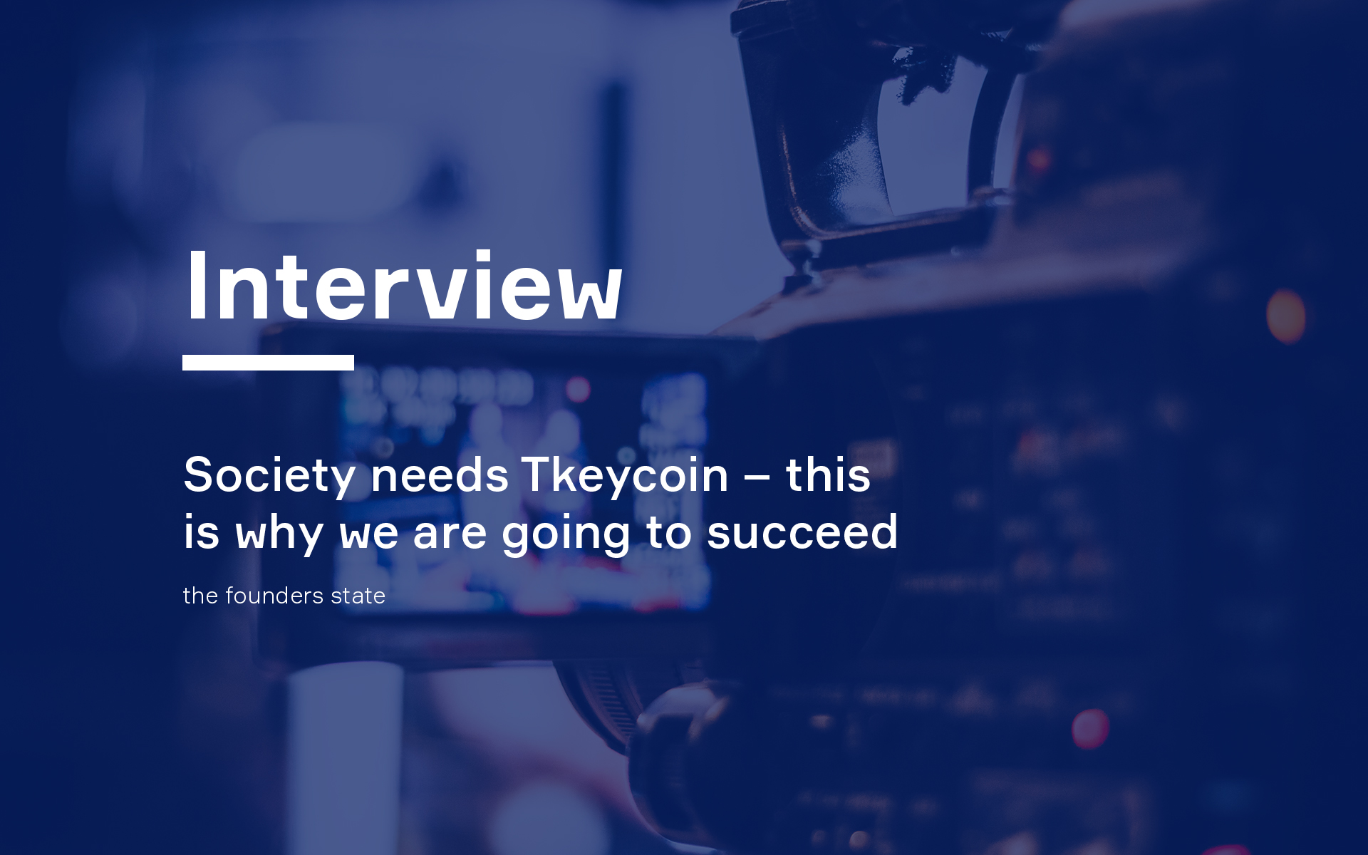 Maxim and Pavel Yakimov Discuss Tkeycoin's Promising Technicals [Interview]