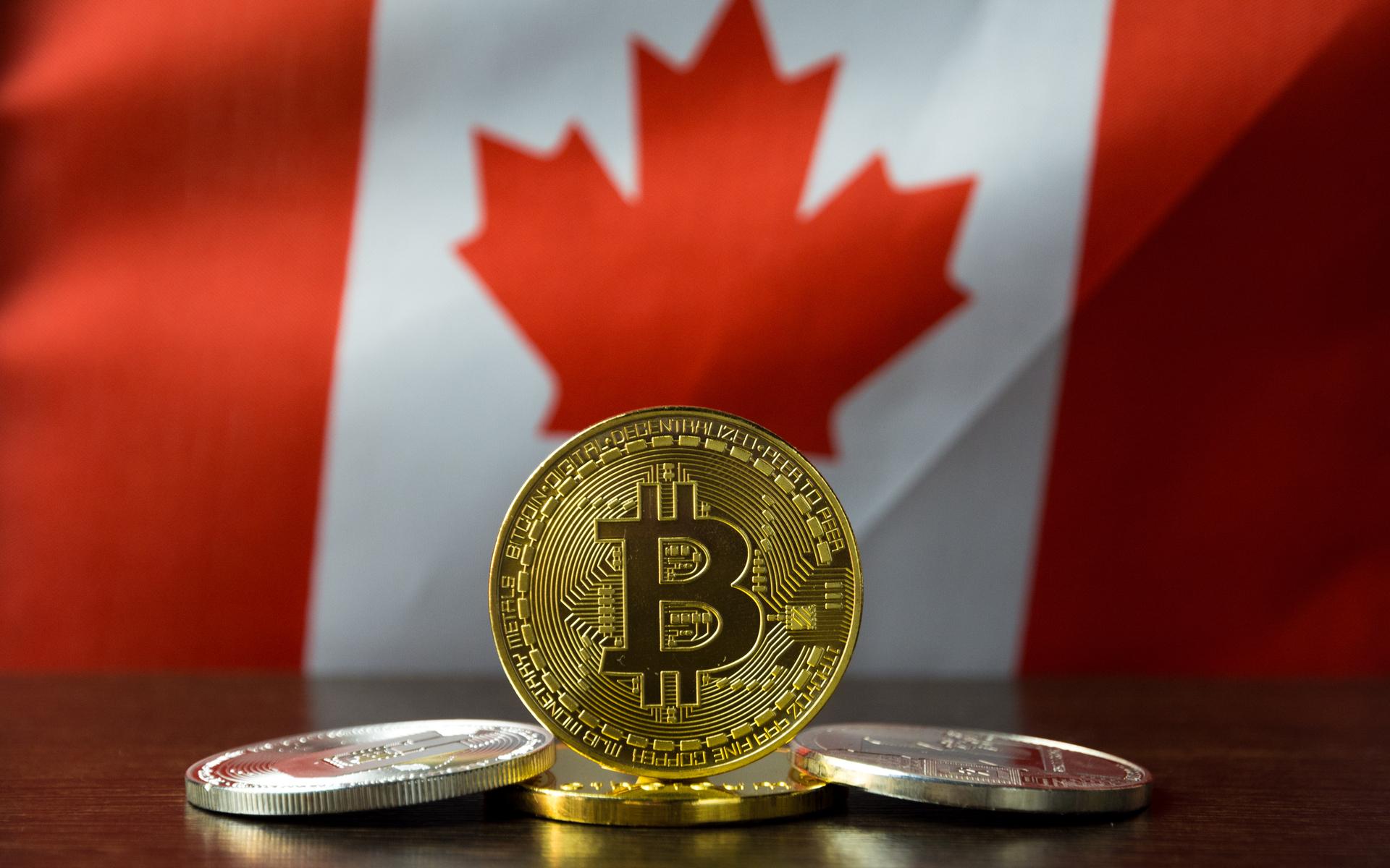 Canada bitcoin